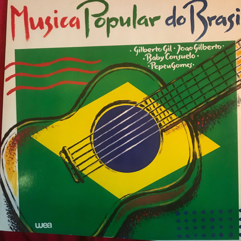 Various ‎– Musica Popular Do Brasil