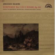 Czech Philharmonic Orchestra, Karel Ancerl - Brahms - Symphony No.1 in Cm, Opus 68