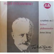 Berlin Philharmonic Orchestra, Frenc Fricsay - Tchaikovsky Symphony No.5 in Em, Opus 64