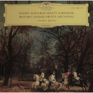 Amadeus-Quartett - Naydn Streichquartett No.77 in C / Mozart Streichquartett in B