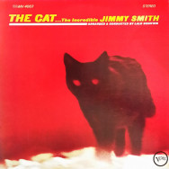 The Incredible Jimmy Smith – The Cat