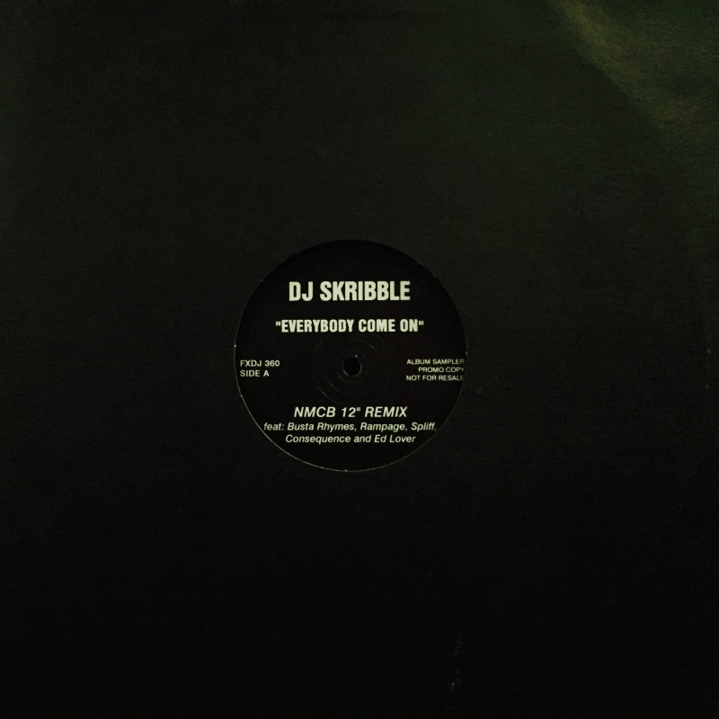 DJ Skribble - Everybody Come On