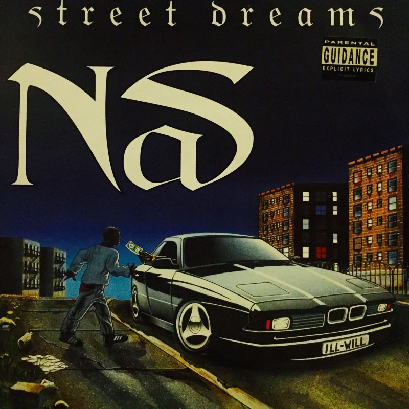 Nas - Street Dreams / Affirmative Action (Remix)