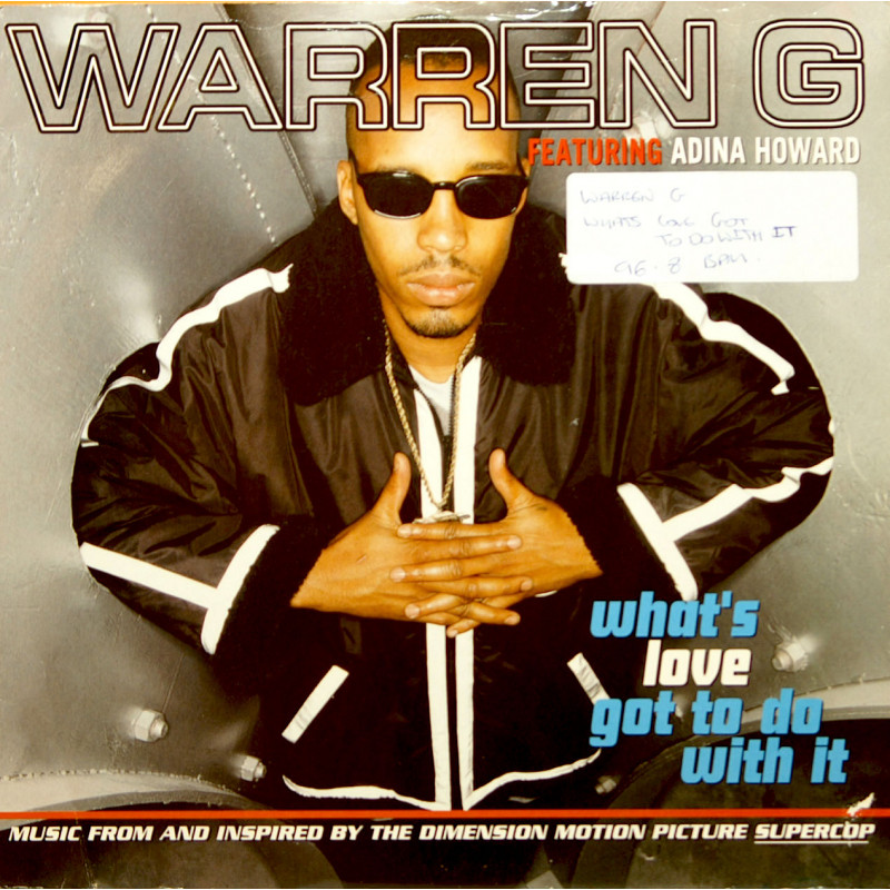 Warren G - What's Love Got To Do With It?