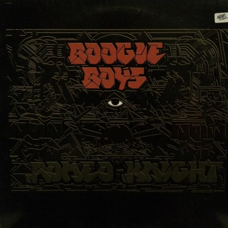 Boogie boys - Romeo Knight
