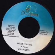 Vybz Kartel - I need you girl