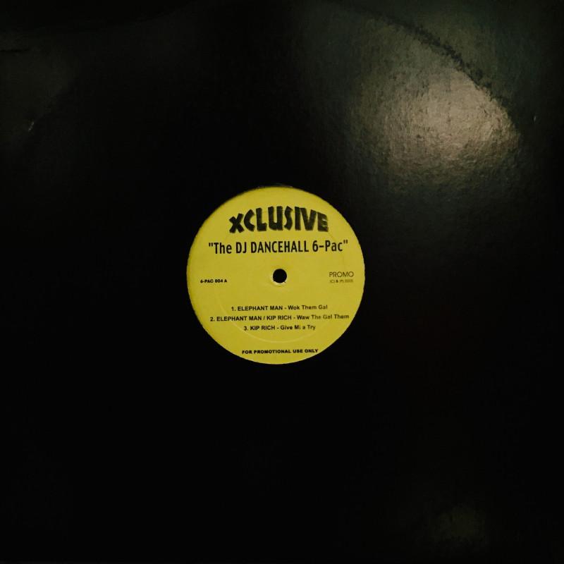 Various Artist The dj dancehall 6-pac
