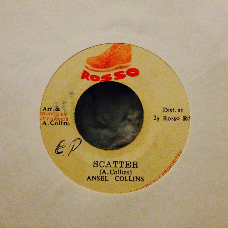 Ansel Collins / Music ArianScatter / Shot