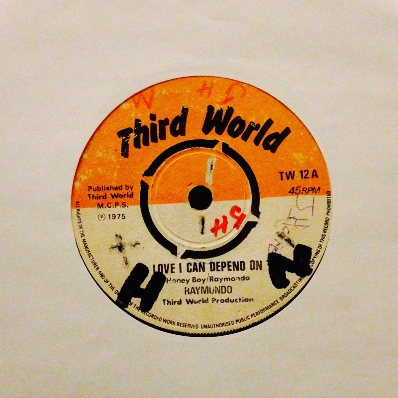 Raymondo / TW All Stars Love I can depend on / Version
