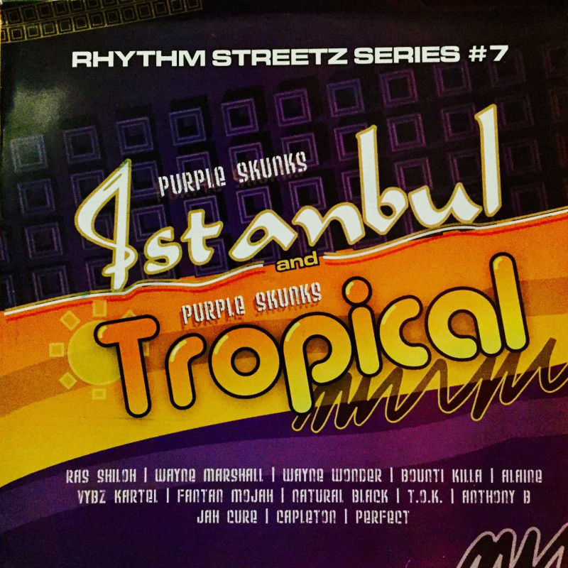 Various Artist Istanbul / Tropical