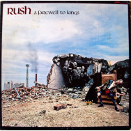Rush ‎– A Farewell To Kings